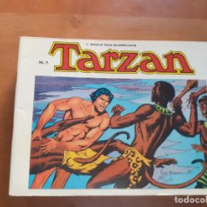 Tebeos: TARZAN BO COMPLETA. RUSS MANNING. 10 EJEMPLARES. Lote 288448443