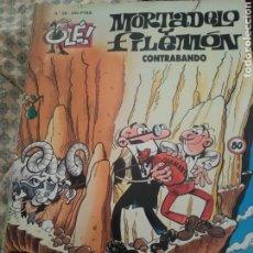 Tebeos: MORTADELO Y FILEMON. Lote 288619523