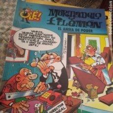 Tebeos: MORTADELO Y FILEMON. Lote 288619898