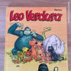 Tebeos: COLECCION COMPLETA DE 1 NUMERO. LEO VERDURA. EL PAIS 1990. Lote 288654903