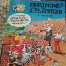 Livros de Banda Desenhada: MORTADELO Y FILEMON. Lote 288719273