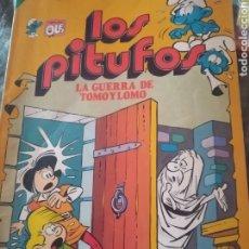 Tebeos: LOS PITUFOS. Lote 289628128