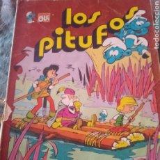 Tebeos: LOS PITUFOS. Lote 289628623