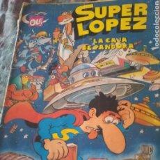 Tebeos: SUPER LOPEZ. Lote 289629133