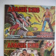 Tebeos: APACHE KING NºS 2 Y 6. ORIGINALES.. Lote 289672113