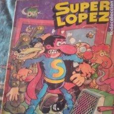 Tebeos: SUPER LOPEZ. Lote 289706413