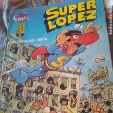 Tebeos: SUPER LOPEZ. Lote 289831558