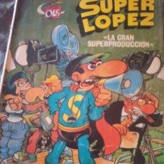Tebeos: SUPER LOPEZ. Lote 289831698