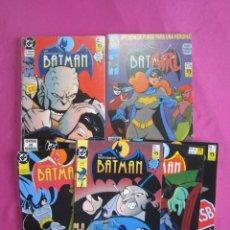 Tebeos: LAS AVENTURAS DE BATMAN 16 COMPLETA ZINCO L19 C92. Lote 289892958
