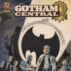 Livros de Banda Desenhada: GOTHAM CENTRAL (NORMA) 2004-2005 COMPLETO. Lote 291437898