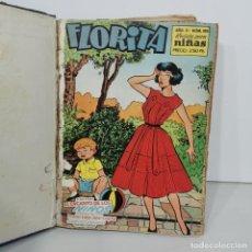 Tebeos: LOTE 28 COMICS - FLORITA - TEBEOS FEMENINOS INFANTILES - AÑOS 50 - VER FOTOS / 14.222. Lote 292028068