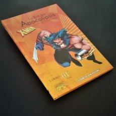 Tebeos: TOMO DE X-MEN, LA ERA DEL APOCALIPSIS: LIBRO 01, LA BUSQUEDA DE LEGIÓN - PLANETA (2003). Lote 294141988