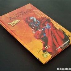 Tebeos: TOMO DE X-MEN, LA ERA DEL APOCALIPSIS: LIBRO 03, LA BUSQUEDA DE LEGIÓN - PLANETA (2003). Lote 294142483