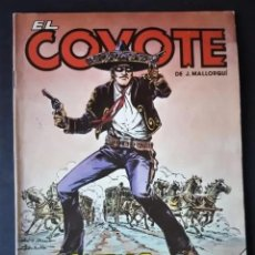 Tebeos: MUY BUEN ESTADO - COMIC - EL COYOTE, Nº 10 - FORUM (1983). Lote 294143873