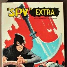 Tebeos: EXCELENTE - SPY EXTRA - Nº 2 - FERMA (1969). Lote 294144588