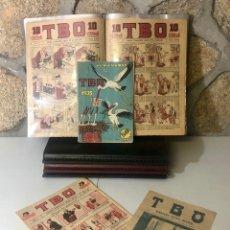 Tebeos: TBO 1ª EPOCA, 194 EJEMPLARES, AÑO 1917/1939, (BUIGAS/EDICIONES TBO/SUAREZ), COLECCIONISMO DE ELITE!!. Lote 294278798