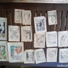 Tebeos: LOTE DE 17 CUENTOS MUY ANTIGUOS EN CATALAN , PATUFET ETC..VER. Lote 294571488