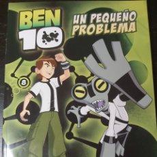 Tebeos: BEN TEN UN PEQUEÑO PROBLEMA. Lote 295502658