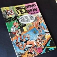 Tebeos: NORMAL ESTADO - MORTADELO Y FILEMÓN, Nº 12 - COLECCIÓN OLE! ULTIMA EPOCA DE 1993. Lote 295593603