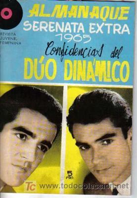 SERENATA EXTRA ALMANAQUE DE 1965, DEL DUO DINÁMICO (Tebeos y Cómics - Tebeos Extras)
