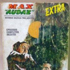 Tebeos y Cómics Extras: TEBEO, HISTORIAS GRAFICAS PARA ADULTOS ,MAX, AUDAZ,EXTRA, VERTICE ,Nº15. Lote 23676823
