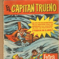 Tebeos y Cómics Extras: TEBEOS-COMICS GOYO - CAPITAN TRUENO - EXTRA DE VERANO - ORIGINAL ****+EE99. Lote 30169060
