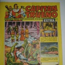 Tebeos y Cómics Extras: EL CAPITAN TRUENO EXTRA Nº 20. Lote 30752952