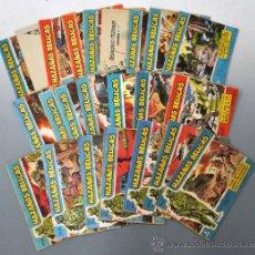 Tebeos y Cómics Extras: LOTE DE 18 HAZAÑAS BÉLICAS (Nº 1 ), 4 EXTRAS Y 1 DE REGALO. Lote 35063504