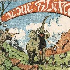 Tebeos y Cómics Extras: JEQUE BLANCO, AÑO 1.951. Nº 79. ES MUY DIFICIL, ORIGINAL EDITORIAL ROLLAN. Lote 34921562