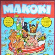 Tebeos y Cómics Extras: MAKOKI - EXTRA 7-8 - ESPECIAL VACACIONES . Lote 40657399