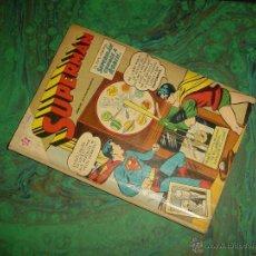 Tebeos y Cómics Extras: SUPERMAN (NOVARO). EXTRAORDINARIO (1-7-1959). Lote 41210649