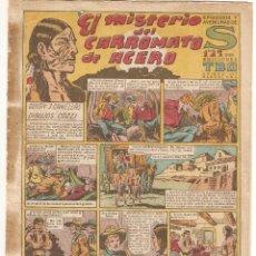 Tebeos y Cómics Extras: S. TEBEO, AÑO 1.947. Nº 24. ES MUY DIFÍCIL, ORIGINAL EDITORIAL BUIGAS.. Lote 48952668