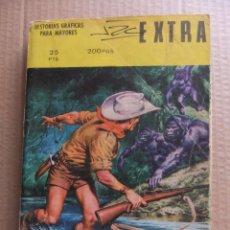 Tebeos y Cómics Extras: KALAR DE BOIXHER NUMERO EXTRA CON LOS 3 PRIMEROS NUMEROS 1966. Lote 54049256
