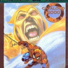 Tebeos y Cómics Extras: TEBEOS-COMICS CANDY - CATALOGO - PLANETA - FORUM - 2000 - ILUSTRADO - RARO *AA99. Lote 56576892