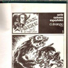 Tebeos y Cómics Extras: TEBEOS-COMICS CANDY - TOMO - DICK NORTON - IRANZO - CAH COMPLETA -EN PIEL NEGRA*OFERTA *AA99. Lote 56576927