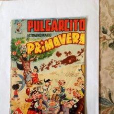Tebeos y Cómics Extras: PULGARCITO EXTRAORDINARIO DE PRIMAVERA 1948. Lote 65044191