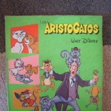Tebeos y Cómics Extras: LOS ARISTOGATOS-VERSION COMPLETA DE LA PELICULA-COL.CUCAÑA. Lote 67087753