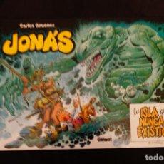 Tebeos y Cómics Extras: JONÁS, LA ISLA QUE NUNCA EXISTIÓ. Lote 78335753