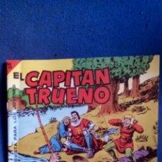 Tebeos y Cómics Extras: EL CAPITAN TRUENO EXTRA DE VACACIONES. Lote 81195823