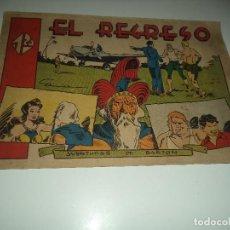 Tebeos y Cómics Extras: AVENTURAS DE BARTÓN, AÑO 1.943. Nº 4. ORIGINAL ÚLTIMO Y DIFICIL, EDITORIAL VALVERDE. Lote 83045800