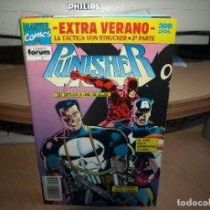 Tebeos y Cómics Extras: PUNISHER -EXTRA VERANO - AÑO 1990 - FORUM. Lote 86564772
