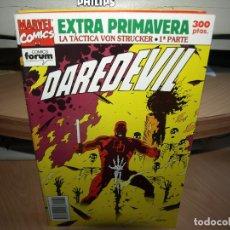 Tebeos y Cómics Extras: DAREDEVIL - EXTRA PRIMAVERA - AÑO 1991 - FORUM. Lote 86574108