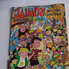 Tebeos y Cómics Extras: JAIMITO EXTRA DE OTOÑO DE 1967 EDITORIAL VALENCIANA. Lote 88948460