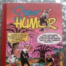 Tebeos y Cómics Extras: SUPER HUMOR N_5. Lote 93163284