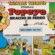 Tebeos y Cómics Extras: POPEYE BRACCIO DI FERRO PUBLICADO EN ITALIANO. Lote 94763379