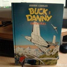 Tebeos y Cómics Extras: BUCK DANNY - INTEGRAL Nº 6 - TAPA DURA -192 PAGINAS - PONENT MON RESERVADO. Lote 95682598