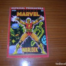 Tebeos y Cómics Extras: CLASICOS MARVEL ESPECIAL PRIMAVERA PARA 1990 EDITA FORUM. Lote 98429015