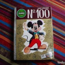 Tebeos y Cómics Extras: DUMBO EXTRA NÚMERO 100. Lote 99644599