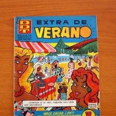 Tebeos y Cómics Extras: EL DDT - EXTRA DE VERANO - EDITORIAL BRUGUERA - TAMAÑO 26X19. Lote 102607519
