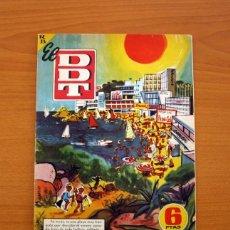 Tebeos y Cómics Extras: EL DDT - EXTRA DE VERANO 1963 - EDITORIAL BRUGUERA - TAMAÑO 26X19. Lote 102607723
